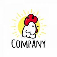 Sun Chicken Logo