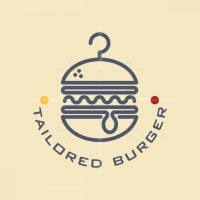 Tailored Burger Logo