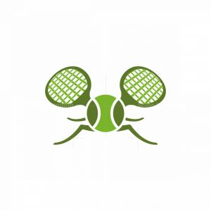 Tennis On The Fly Logo
