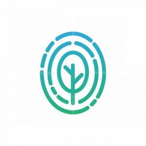 Tree Print Logo