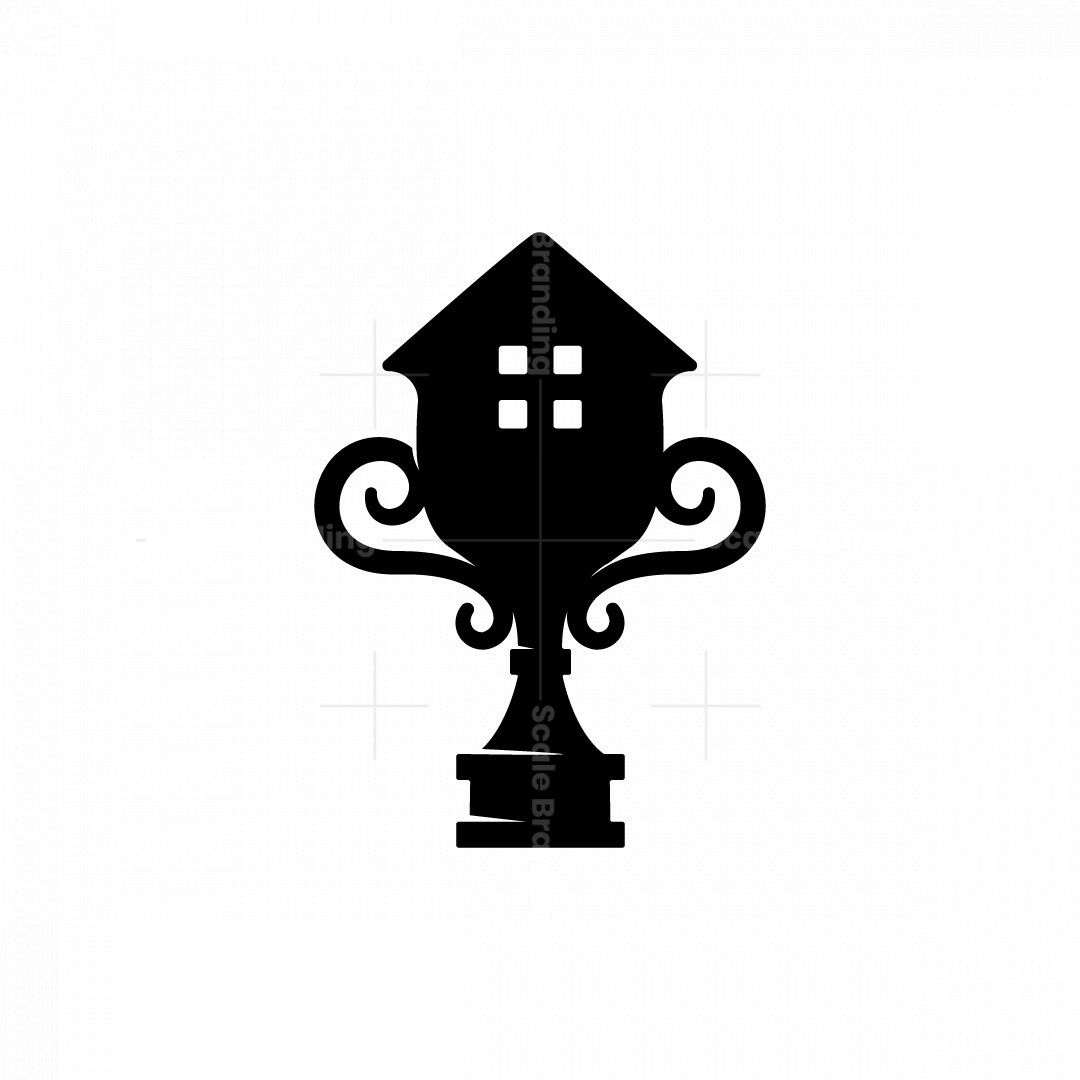 Trophy House Logo