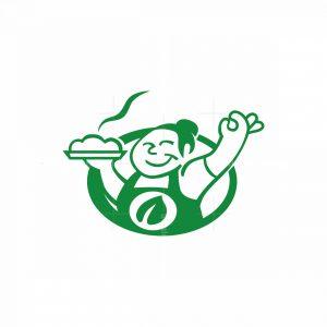 Vegan Chef Logo