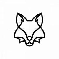 Wolf Monoline Logo