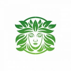 Woman In Nature Logo