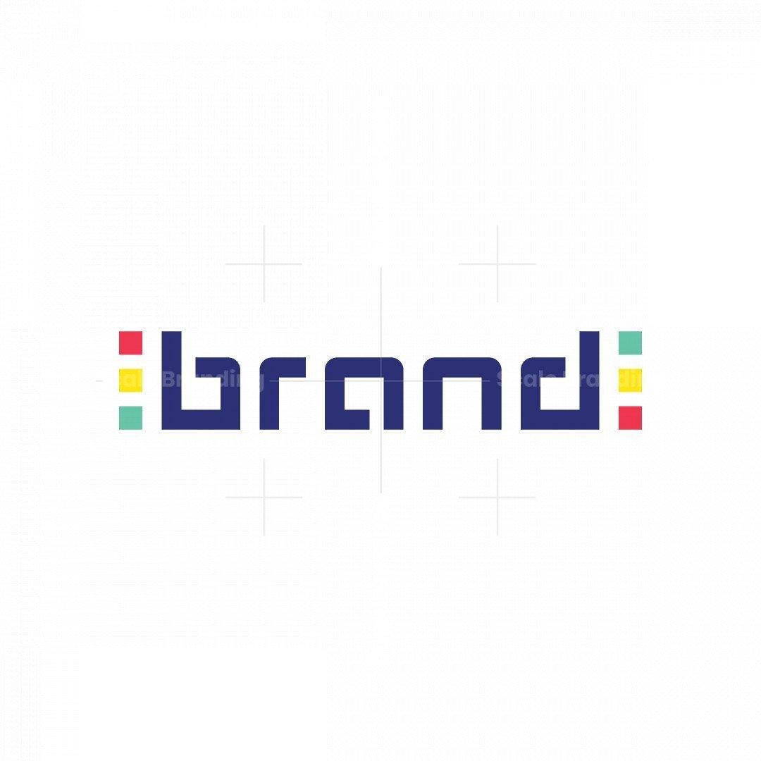 Wordmark Brand Logo