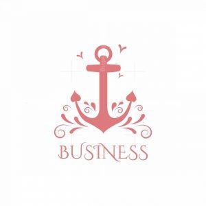 Anchor Fashion Symbol Logo