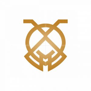 Ant Logo Ant Head Logo