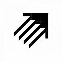 Arrow Stair Logo