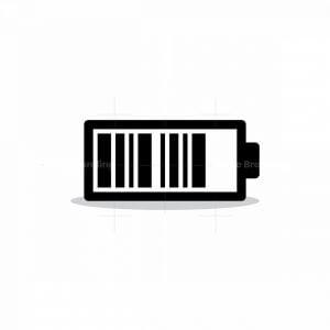 Barcode Battery Logo