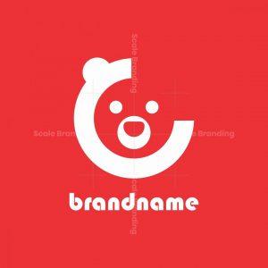 Simple Bear Logo