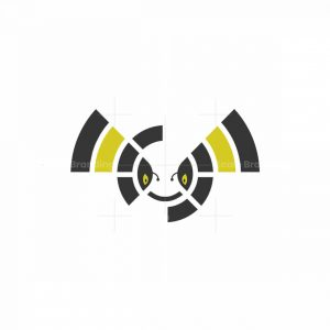 Bee Sixty Nine Number Logo