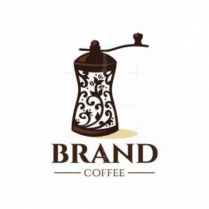 Classic Coffee Symbol Logo