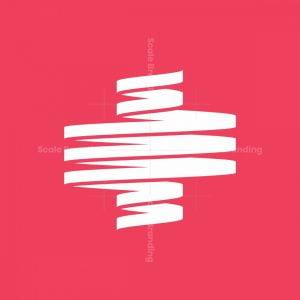 Cross Ribbon Logo