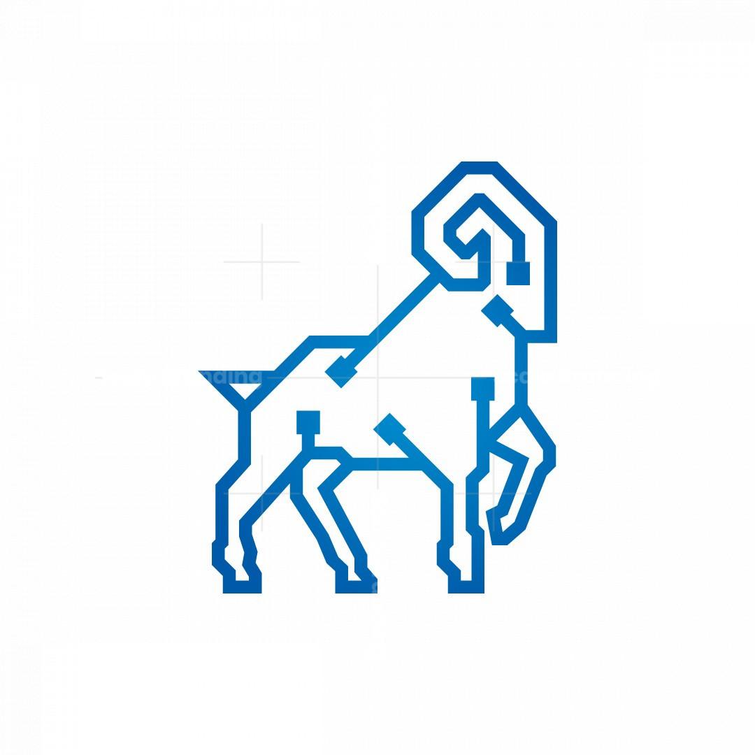 Cyber Ram Logo