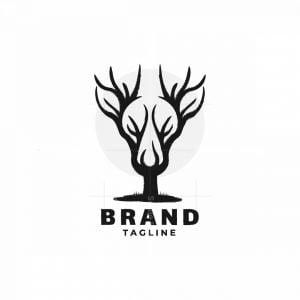Deer Tree Logo