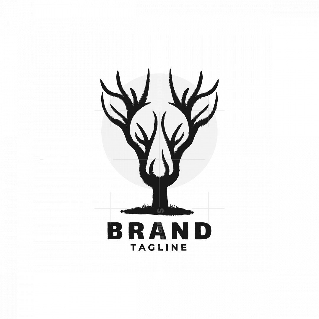 Deer Tree Logo