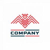 Eagle Outline Logo.