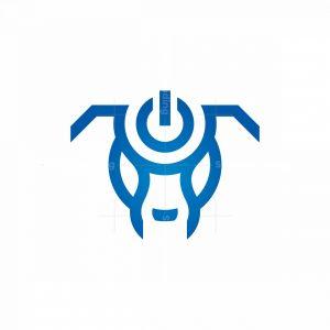 Technology Energy Ant Logo