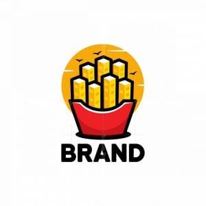 Fries City Logo