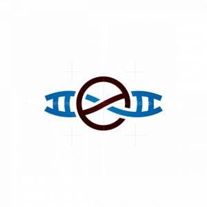 Genetics Coffee Logo Coffee Bean Logo