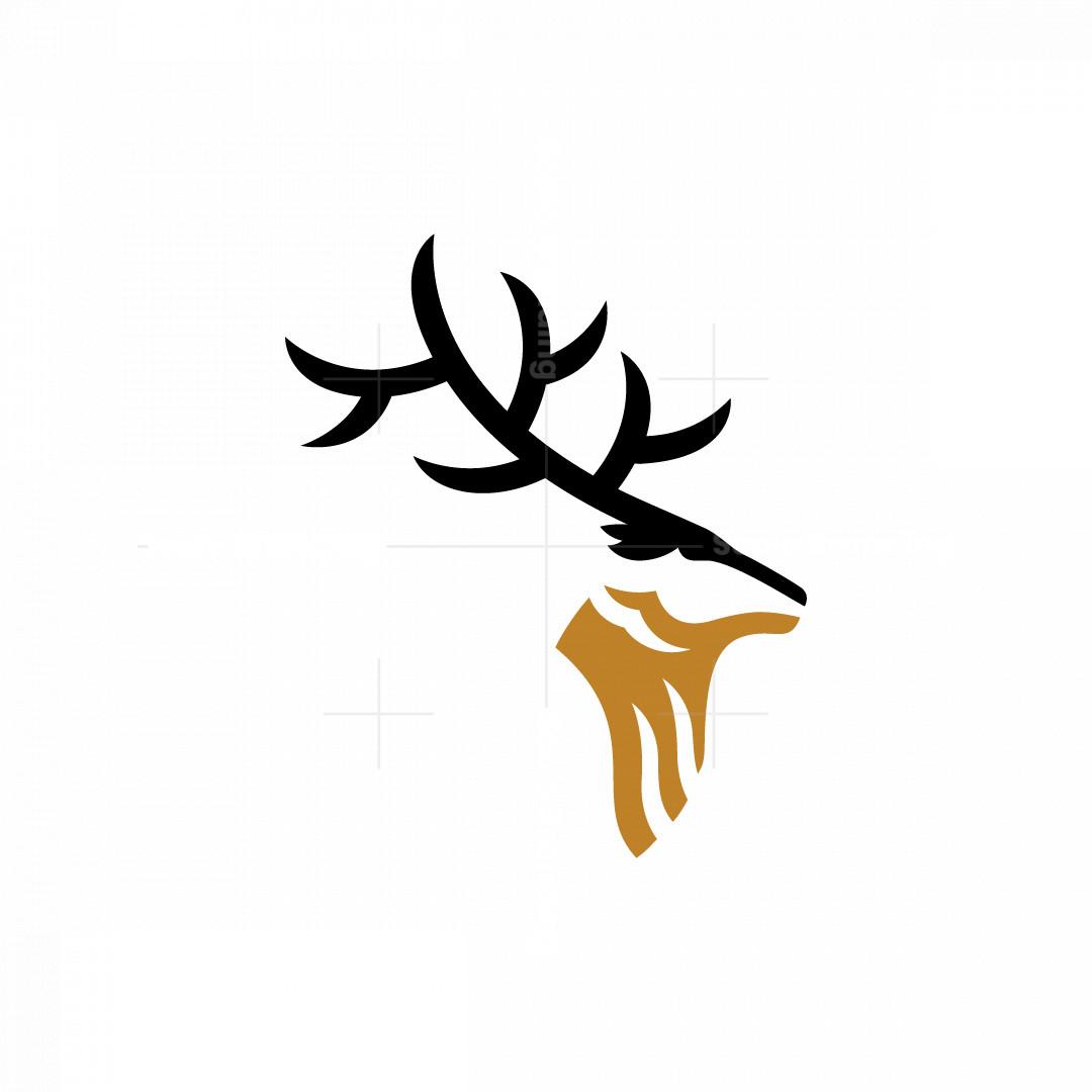 Bull Elk Logo