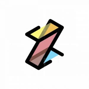 Isometric Z Logo