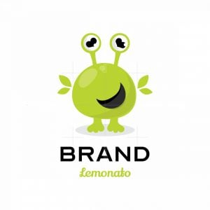 Lemonato Mascot Logo
