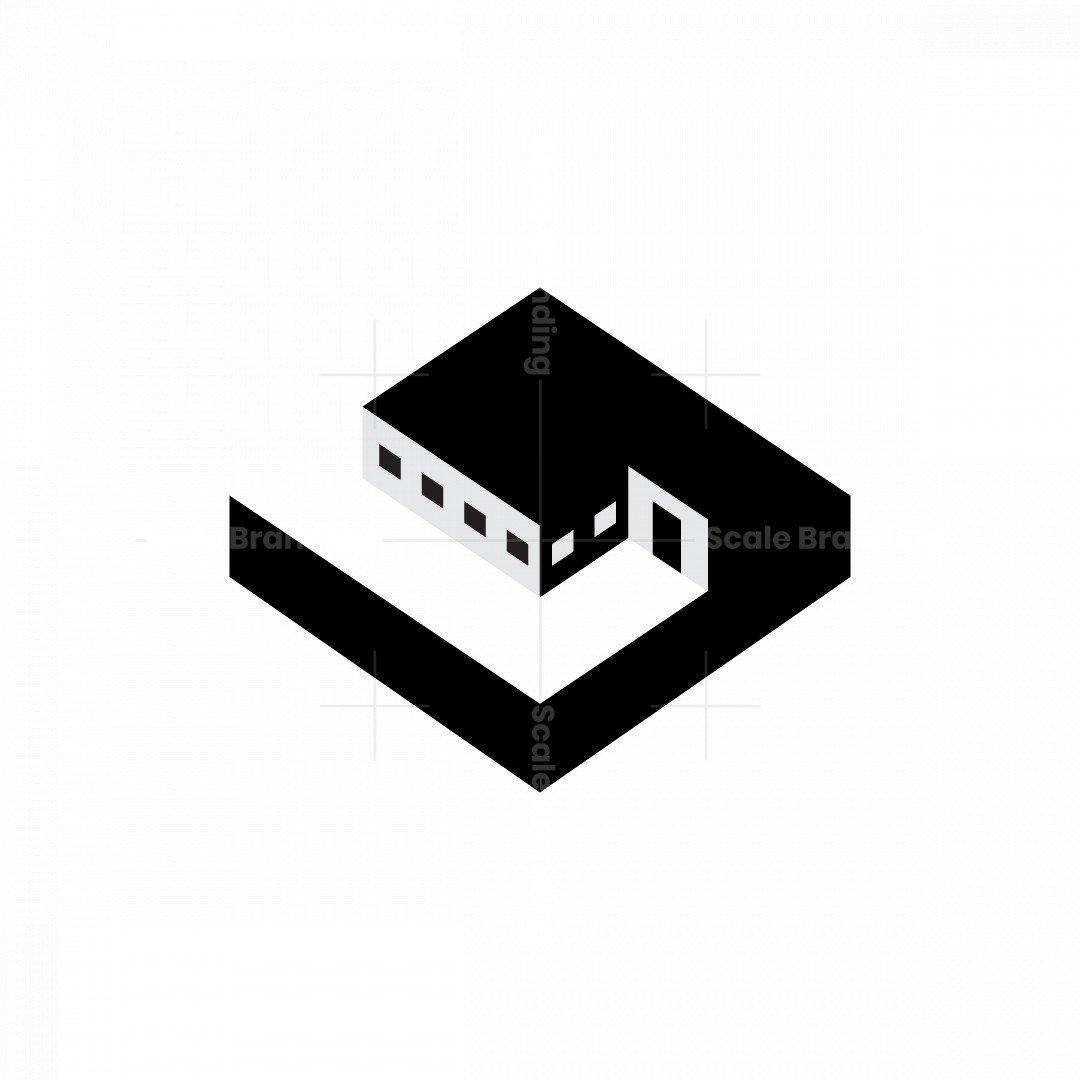 Letter L Home Corridor Logo