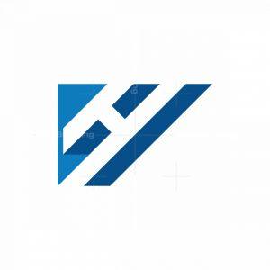 Letter Wh Hw Logo