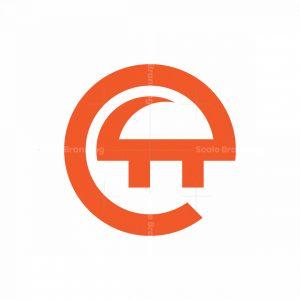 Letter E Plug Logo
