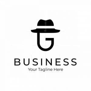 Letter G Hat Logo