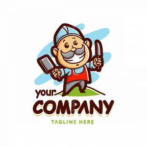 Little Butcher Logo