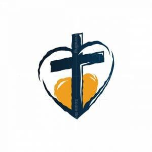 Love Cross Logo