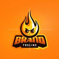 Mad Flame Logo