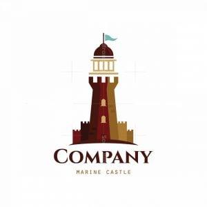Marine Castle Symbol Logo