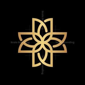 Medical Flower Logo