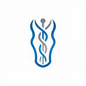 Medical Horse Logo