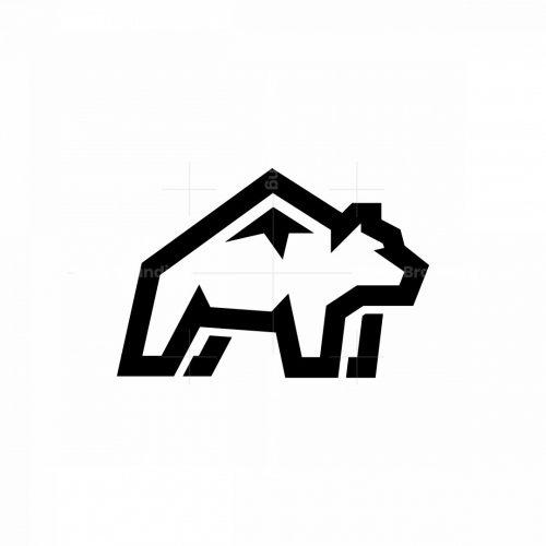 Mountain Bear Logo