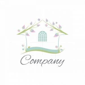 My Pretty Home Artistic Logo