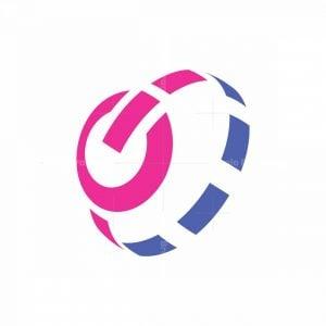 Power Button Logo