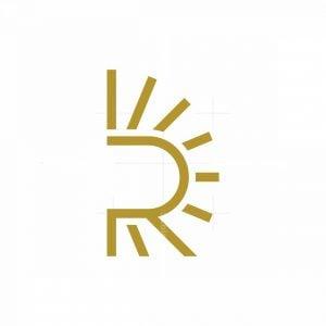 R Sun Logo