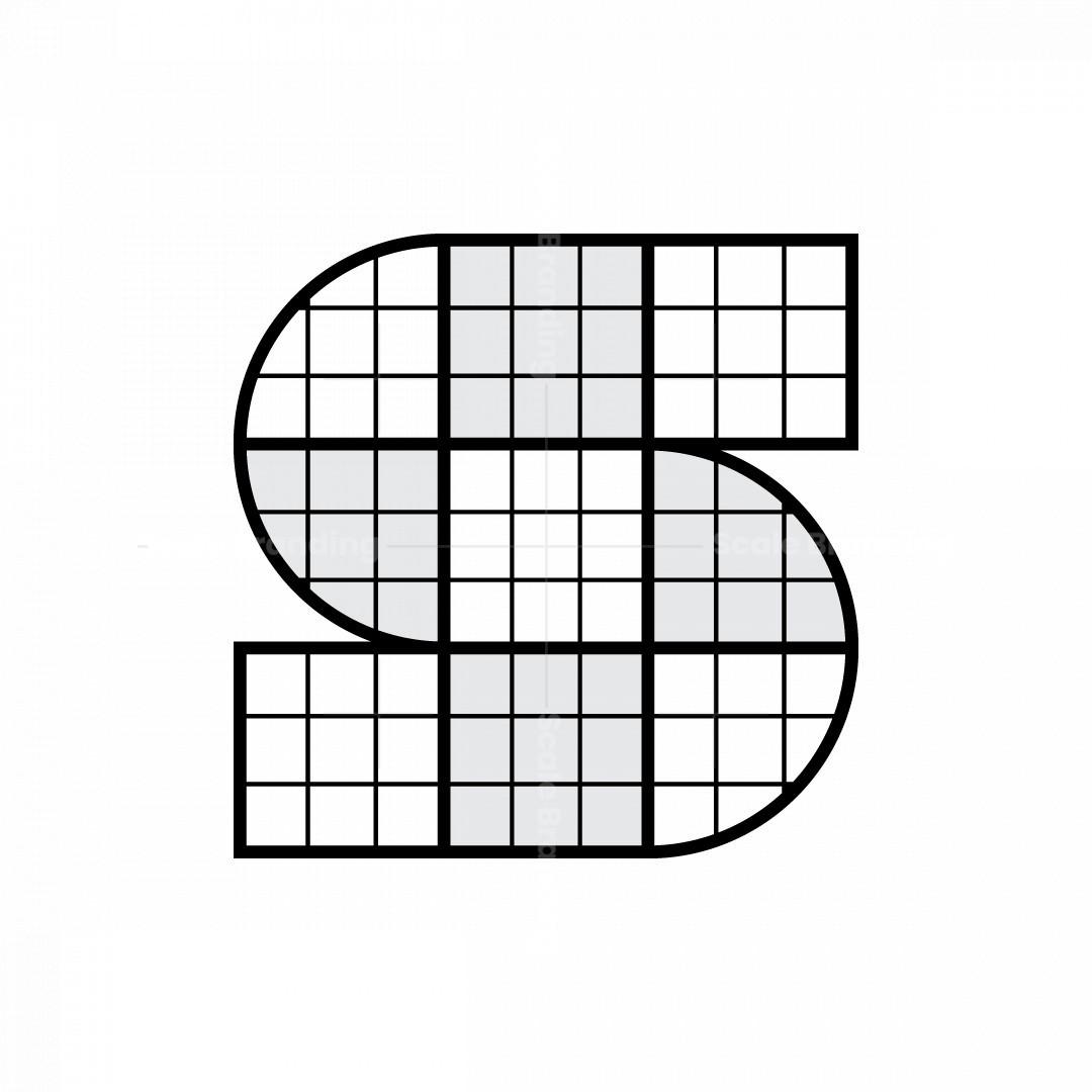 S Sudoku Logo