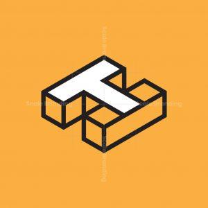 Ht Th Monogram Logo