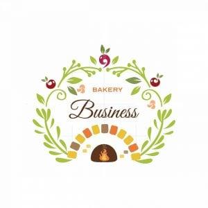 The Country Bakery Symbol Logo