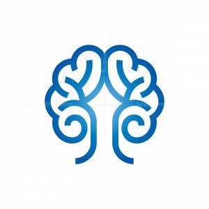 Tree Brain Logo