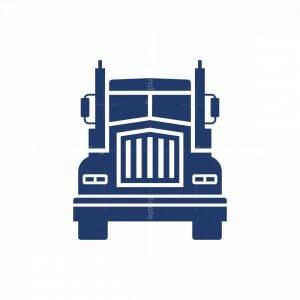 Truck Lorry Logistic Logo