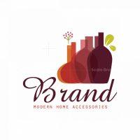Vases Artistic Logo