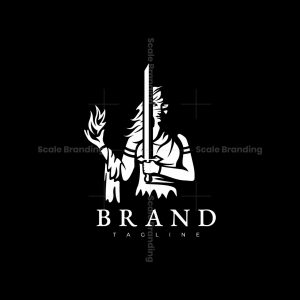 Woman Warrior Logo