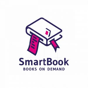 Book Printing On Demand Logo