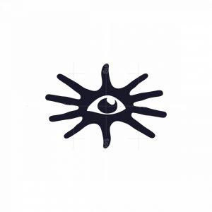 Eye In Hands Logo
